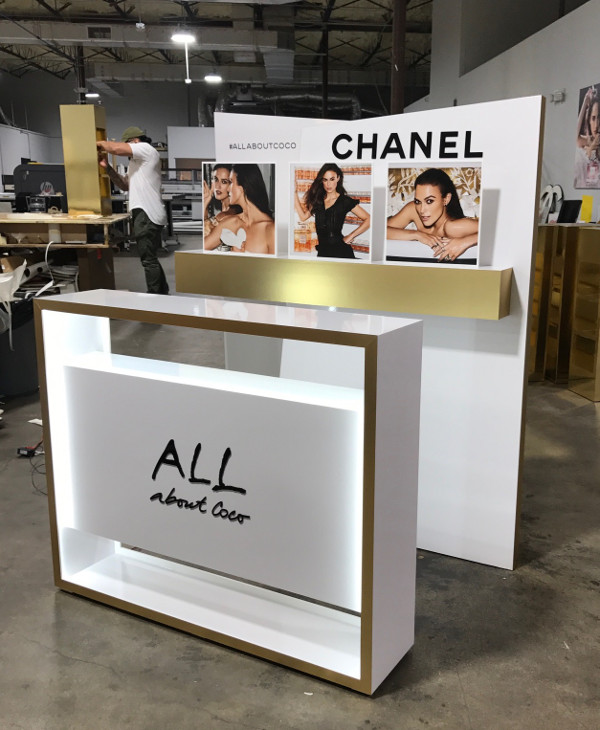 Chanel All About
