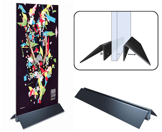 Base for Panels