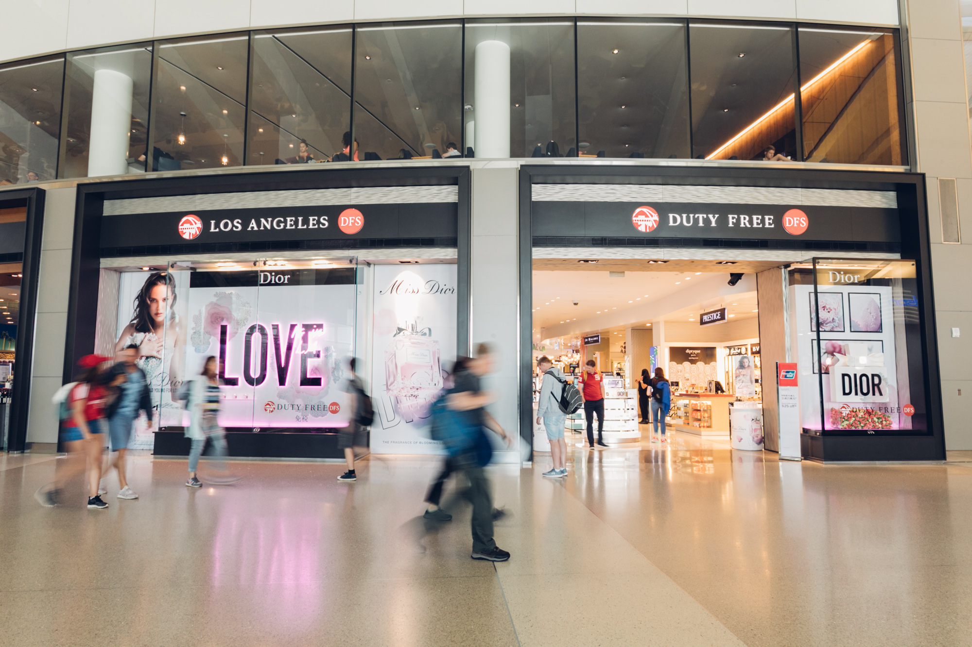 LAX WINDOW STORE FRONTS