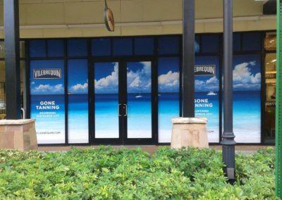 Window storefront