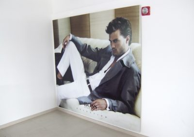oversized photo wrap