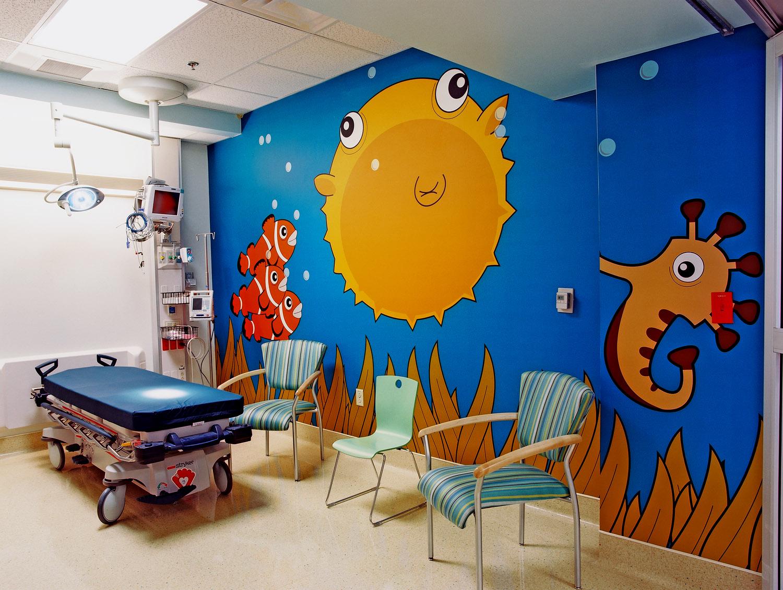 Joe DiMaggio's Children Hospital